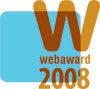 webawards winner 2008