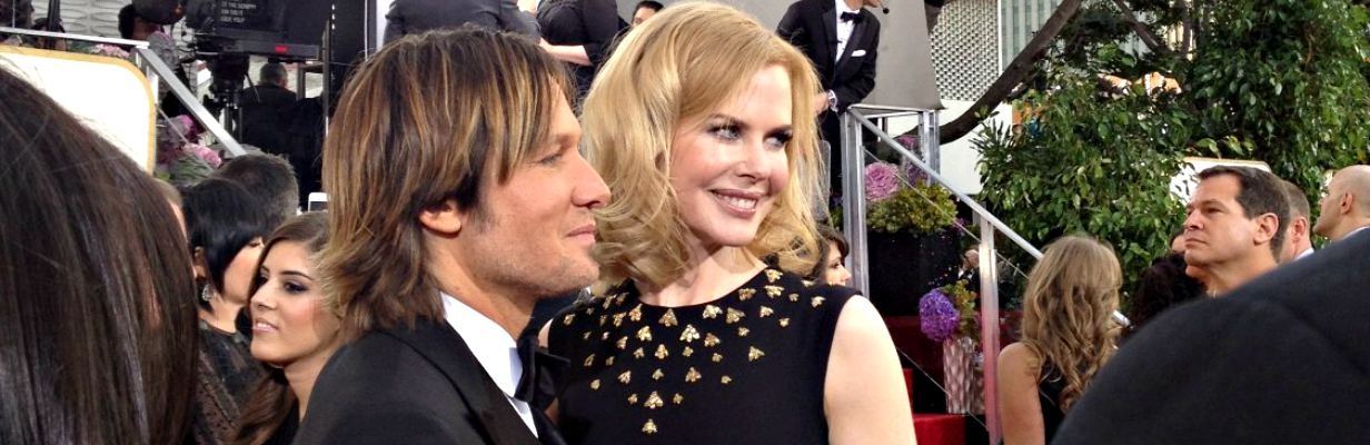 Nicole Kidman Brought Her Husband and the Flu to the SAG Awardse