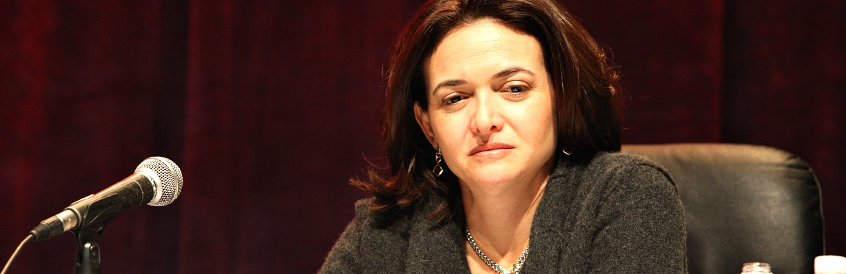 Sheryl Sandberg's Call to Actione