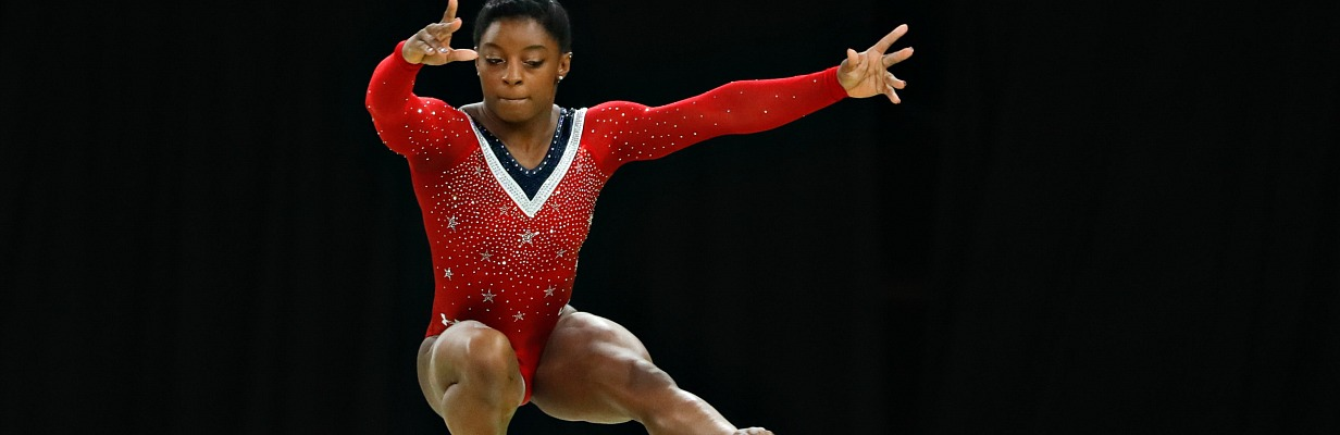 Though She Be But Little, Simone Biles is Fiercee