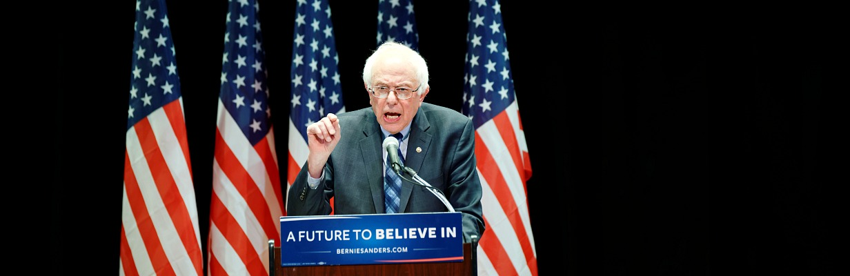 Feel the Bern for a Healthier American Political Systeme